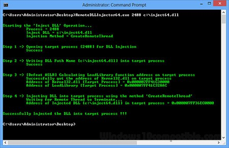 Dll injector download